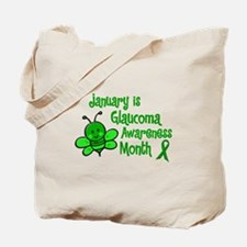 Glaucoma Awareness Month BEE 3 Tote Bag