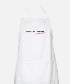 Social Work / Dream! BBQ Apron