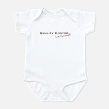 Quality Control / Dream! Infant Bodysuit