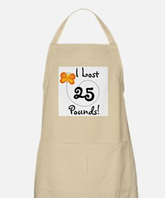 I Lost 25 Pounds BBQ Apron