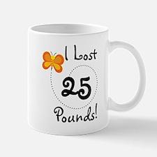 I Lost 25 Pounds Mug