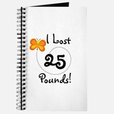 I Lost 25 Pounds Journal