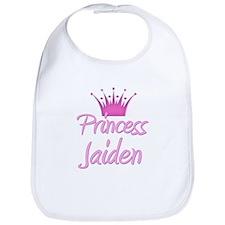 Princess Jaiden Bib