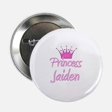 "Princess Jaiden 2.25"" Button"