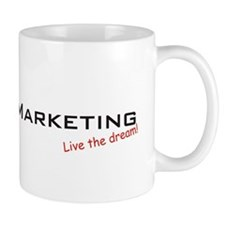 Marketing / Dream! Small Mug
