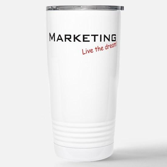 Marketing / Dream! Stainless Steel Travel Mug