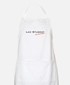 Law Student / Dream! BBQ Apron