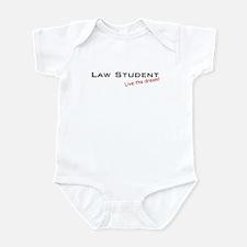 Law Student / Dream! Infant Bodysuit