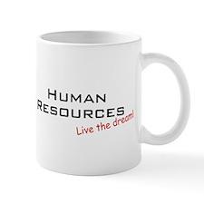 Human Resources / Dream! Small Mug