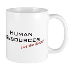Human Resources / Dream! Small Mug