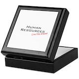 Human resources Keepsake Boxes
