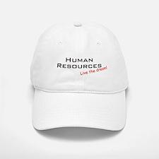 Human Resources / Dream! Baseball Baseball Cap