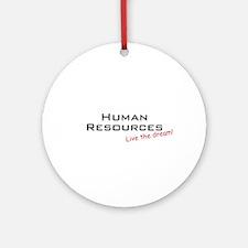 Human Resources / Dream! Ornament (Round)