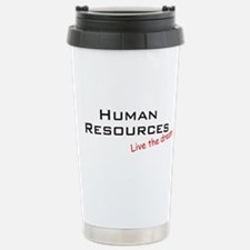 Human Resources / Dream! Stainless Steel Travel Mu