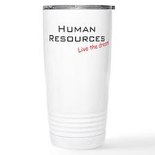 Human Resources / Dream! Thermos Mug