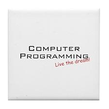Programming / Dream! Tile Coaster