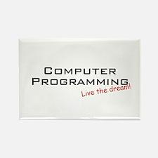 Programming / Dream! Rectangle Magnet