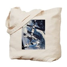 International Space Station Tote Bag