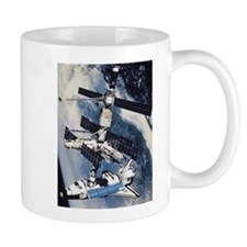 International Space Station Mug