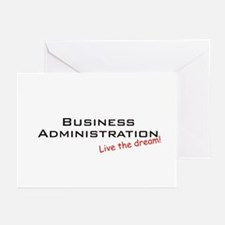 Business Administration / Dream! Greeting Cards (P