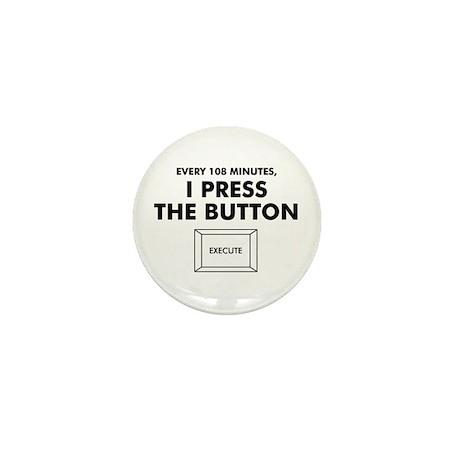I Press the Button Mini Button