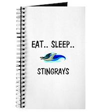 Eat ... Sleep ... STINGRAYS Journal