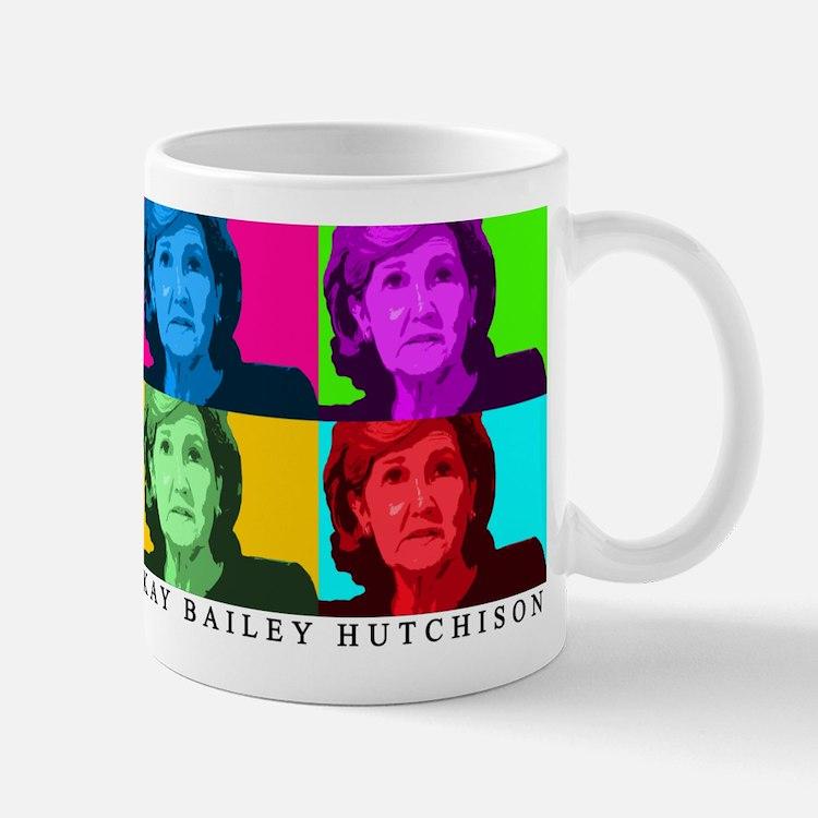 Kay Bailey Hutchison Mug