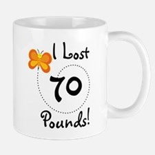 I Lost 70 Pounds Mug