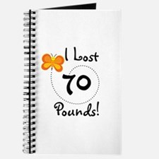 I Lost 70 Pounds Journal