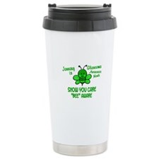 Glaucoma Awareness Month BEE 1 Travel Mug