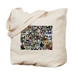 Canine Cancer Research Tote Bag