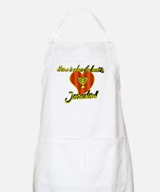 Home is where the heart is, J BBQ Apron
