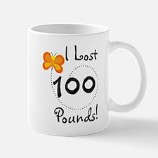 I Lost 100 Pounds Mug