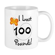 I Lost 100 Pounds Mug