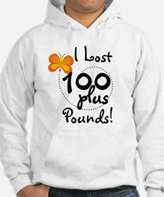 I Lost 100 Plus Pounds Hoodie