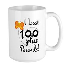 I Lost 100 Plus Pounds Mug