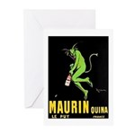 Maurin Quina Greeting Cards (Pk of 20)