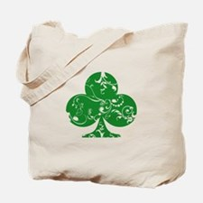 Green Club Tote Bag