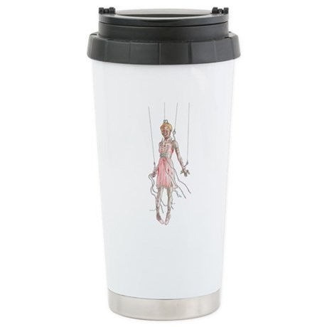 Meat Puppet Stainless Steel Travel Mug