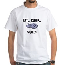 Eat ... Sleep ... SNAKES Shirt