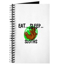 Eat ... Sleep ... SLOTHS Journal