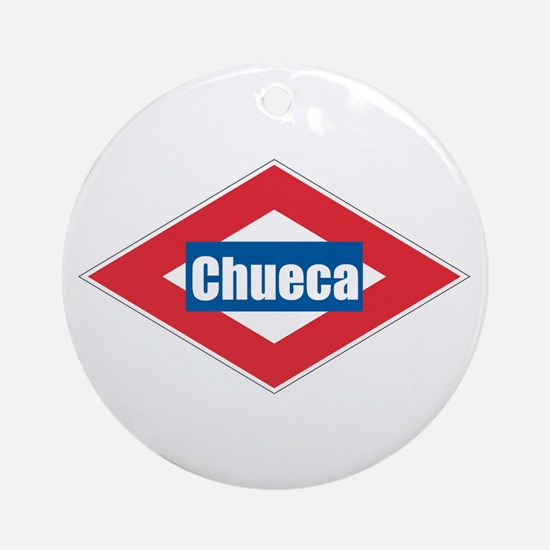 Chueca Ornament (Round)