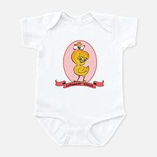 Lebanese Chick Infant Bodysuit