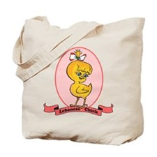 Lebanese Chick Tote Bag