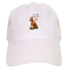 irish terrier Baseball Baseball Cap