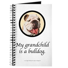 Grandchild is a Bulldog Journal