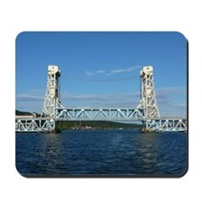 Portage Lake Lift Bridge Mousepad