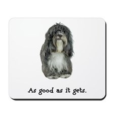 Good Tibetan Terrier Mousepad