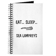 Eat ... Sleep ... SEA LAMPREYS Journal