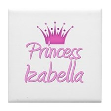 Princess Izabella Tile Coaster